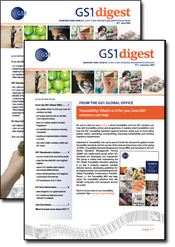 View most recent edition of GS1 Digest