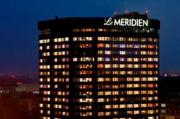 Meridien Hotel Room