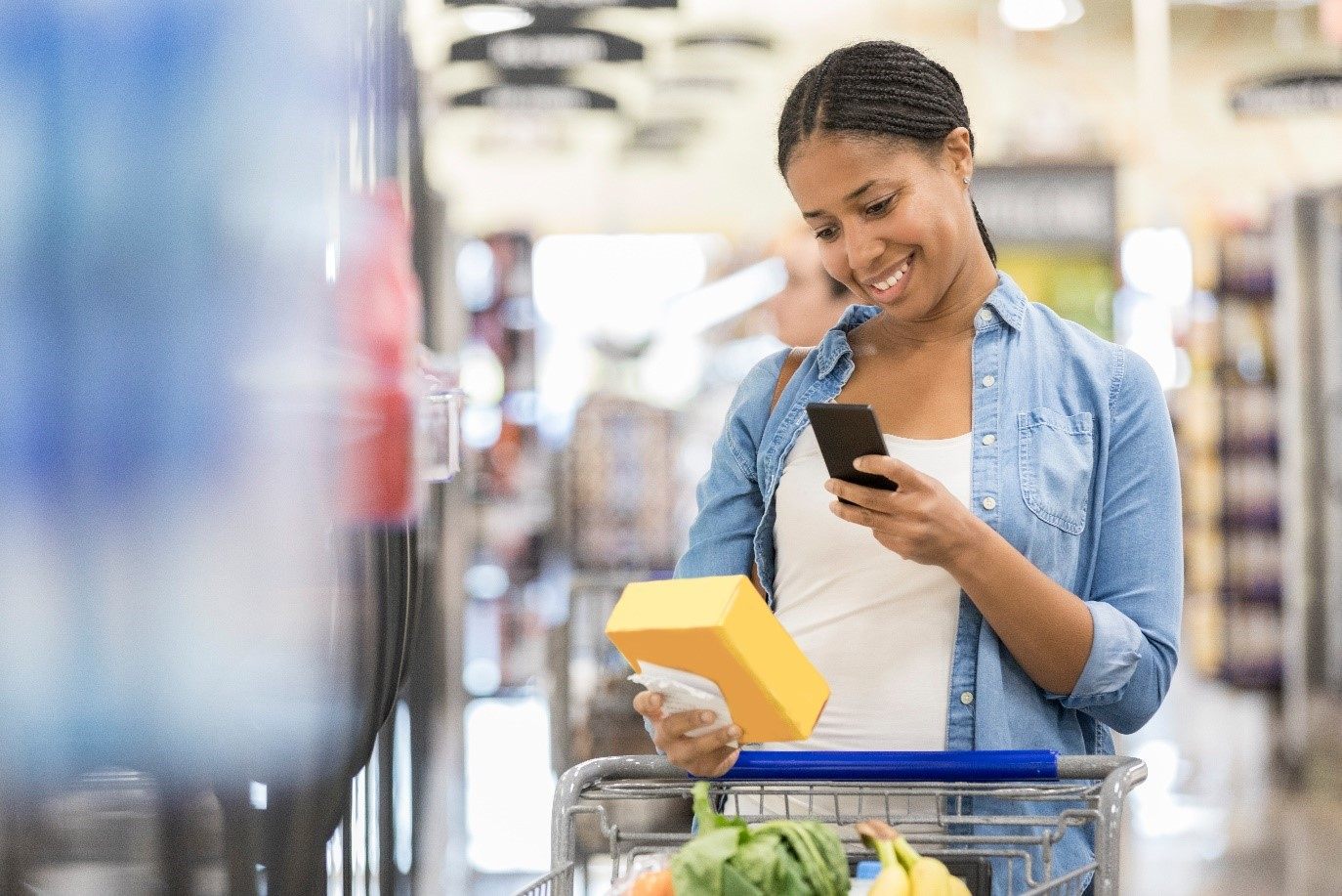 selfscanning, empowering consumers