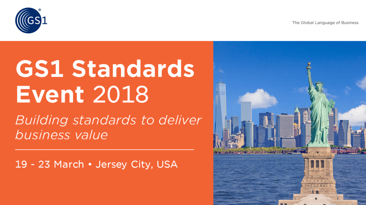 GS1 Standards Event 2018