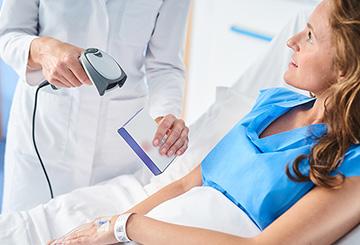 Increasing bedside scanning implementation at Charing Cross Hospital, UK