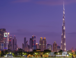Healthcare conference in Dubai
