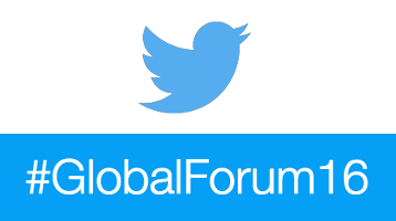 Follow the Global Forum on Twitter!