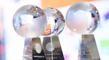Standards Event Dublin 2018 - GS1 Standards Award Block